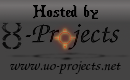 Button: Hosted by UO-Projects